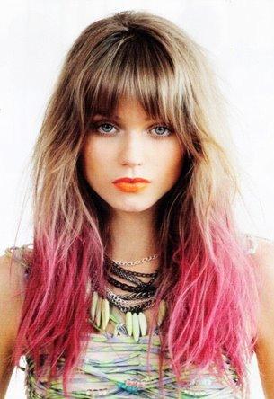 pelo+rosa+degrade+nuevo+look