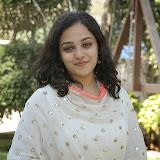 Nitya meenon Latest Photo Gallery in Salwar Kameez at New Movie Opening 27