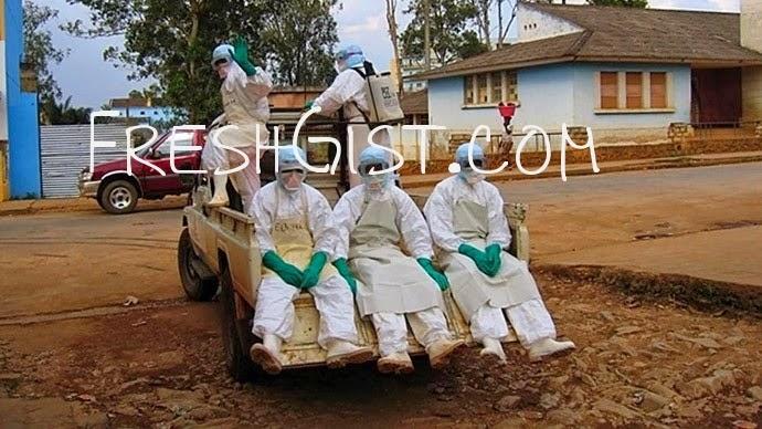 Ebola Disease : Lagos Dead Victim's contacts hits 70