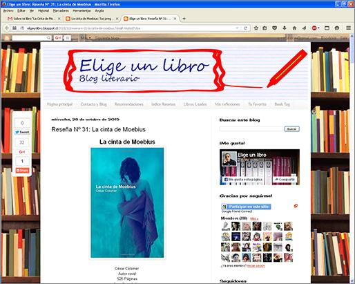 eligeunlibro.blogspot.cl/2015/10/resena-n-31-la-cinta-de-moebius.html