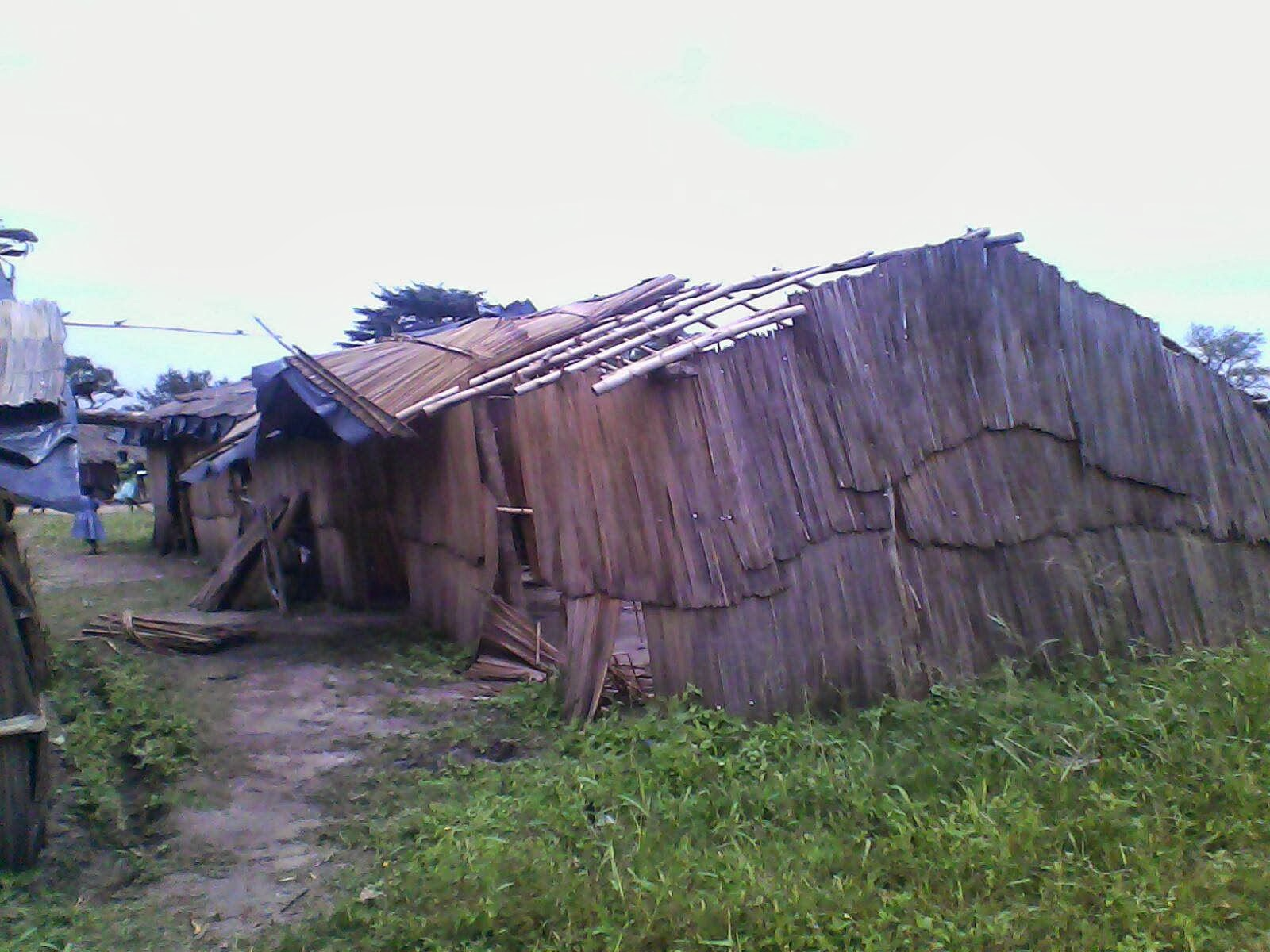 New image construction let 39 s build a house in africa - Roofs reason why you need a permanent one ...