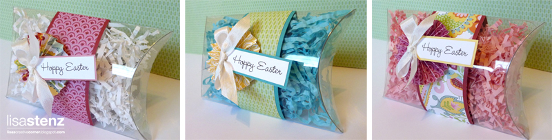 Lisa's Creative Corner: March Creative Club - Easter Treat Cup ...