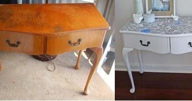 Ideas para recuperar muebles antiguos - Recuperar muebles viejos ...