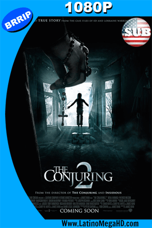El conjuro 2 (2016) Subtitulado HD 1080P ()