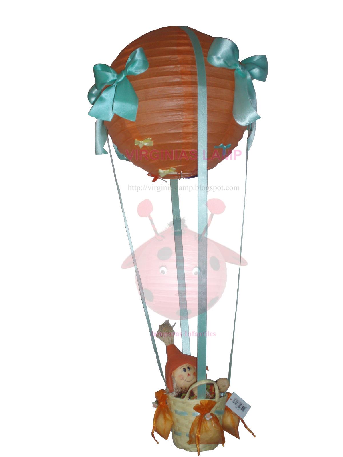 Las lamparas para ni os mas divertidas y originales for Lamparas de techo para ninos