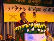 GJM president Bimal Gurung
