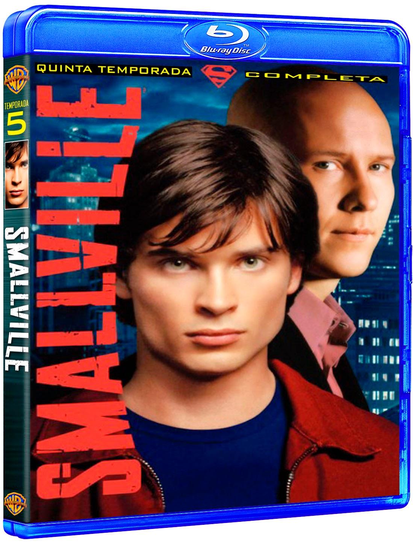 Smallville 5º Temporada (2005) Blu-Ray 720p Download Torrent Dublado