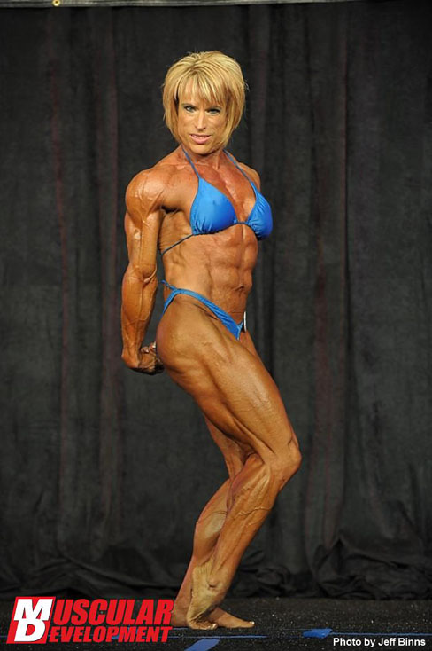 Amy Sibcy Female Muscle Bodybuilding Blog Muscular Development