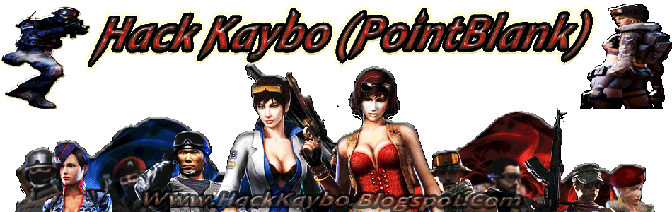 Hack Kaybo(Point Blank)