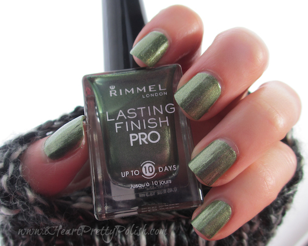 Rimmel Rags to Riches
