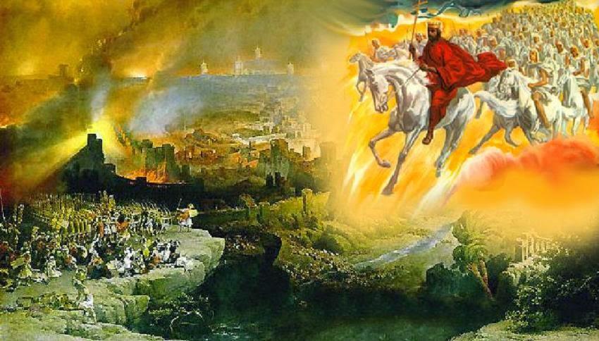 Библия о начале армагедона