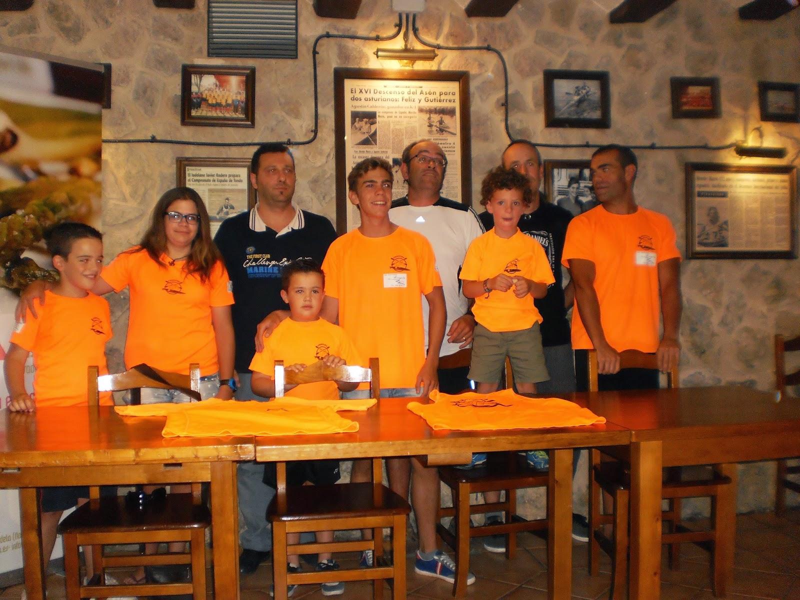 Club piraguismo team marmol tudela 2014 07 13 - Casa lola tudela ...