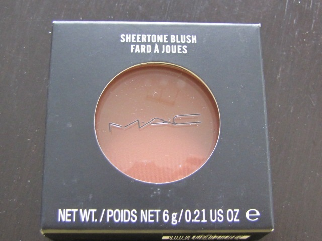 MAC Gingerly Blush Dupe