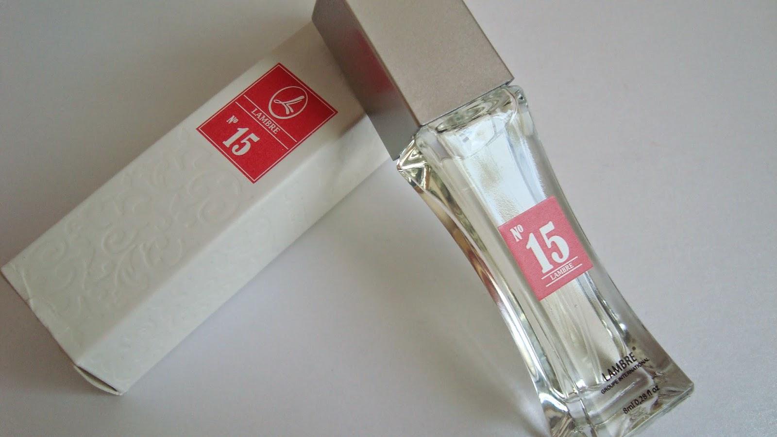 Zapach od Lambre  nr 15