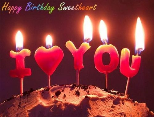 Happy Birthday Wishes English Shayari ~ Happy birthday wishes for girlfriend images in english funny