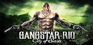 Description: Gangstar Rio City of Saints Android Game