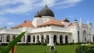 (Malaysia) - Kapitan Keling Mosque