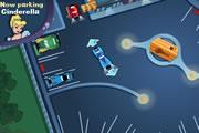 Araba Park Çabası Oyunu