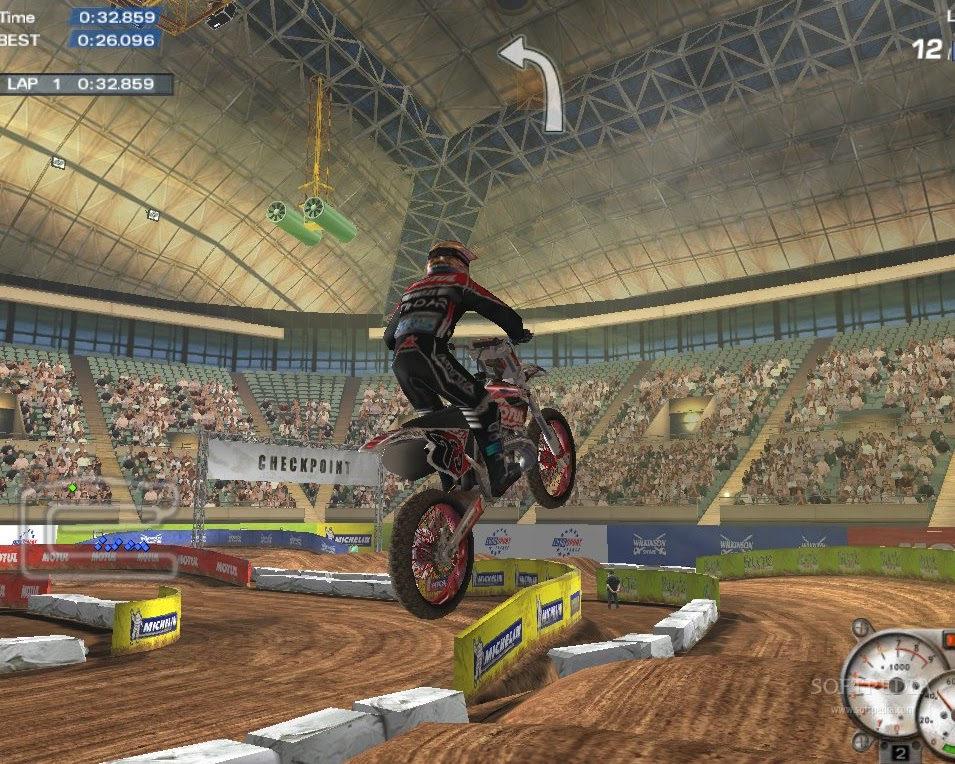 Free Full Version Games Download Argame Moto Racer Game
