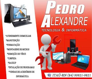 PEDRO ALEXANDRE