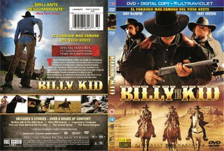 BILLY THE KID (2015)
