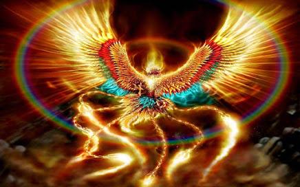 Sou um passaro de fogo, como feníx renasço das minhas cinzas, e me fortaleço a cada renascer,......