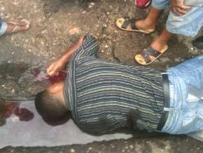 Un miembro de la seguridad del PRD ha sido asesinado de siete balazos en la carretera Mella