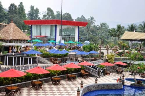 The Jhon's Aquatic Resort Cianjur
