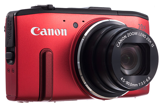 Canon PowerShot SX280 HS Camera Review - With 20 x Zoom