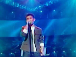 American Idol contestant Elijah