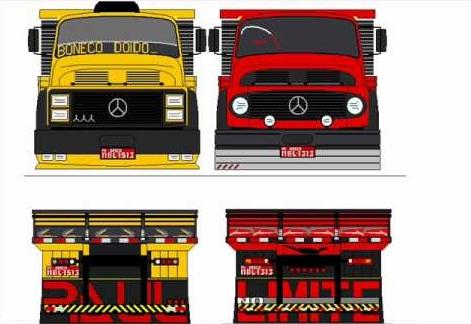 desenho de caminhao rebaixado e tunado 3 jpg suzuki cars