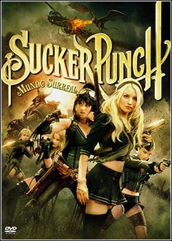 Download - Sucker Punch - Mundo Surreal DVDRip - AVI - Dual Áudio