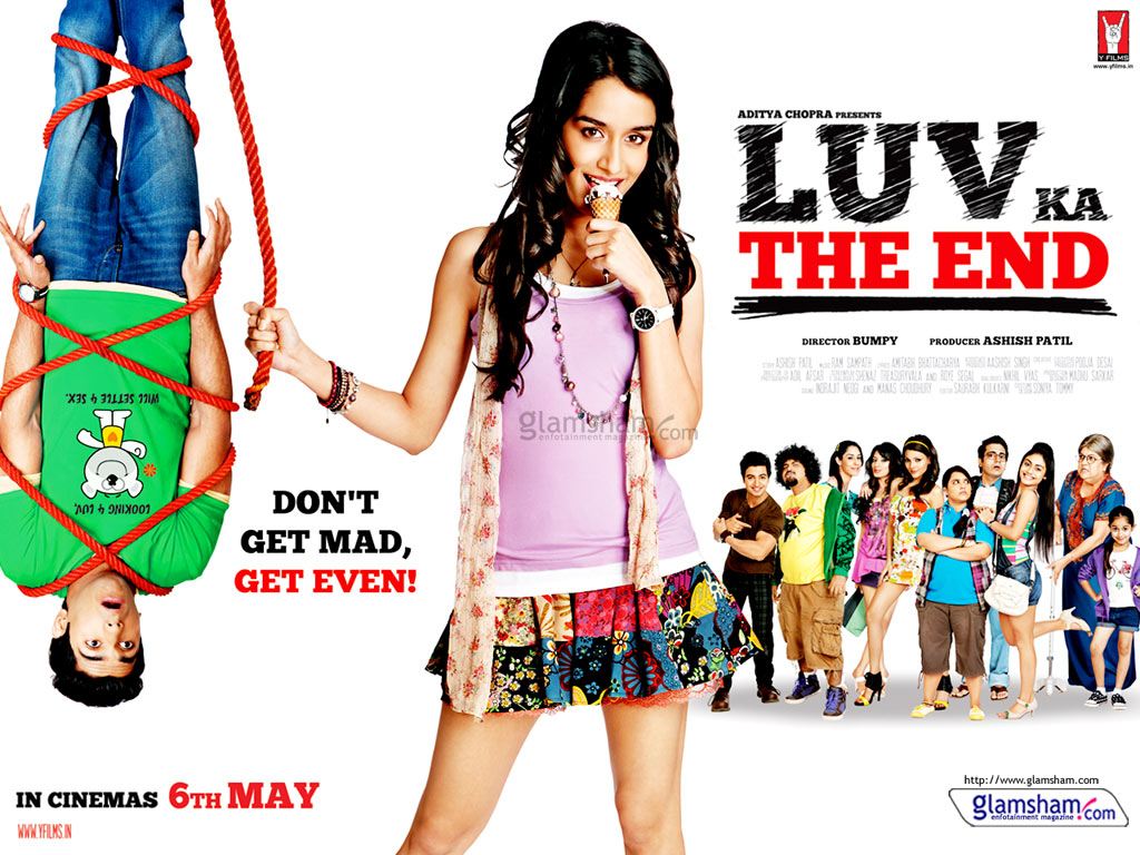 Love Ka Wallpaper : Luv Ka The End 2011 Movie Wallpapers All Entry Wallpapers