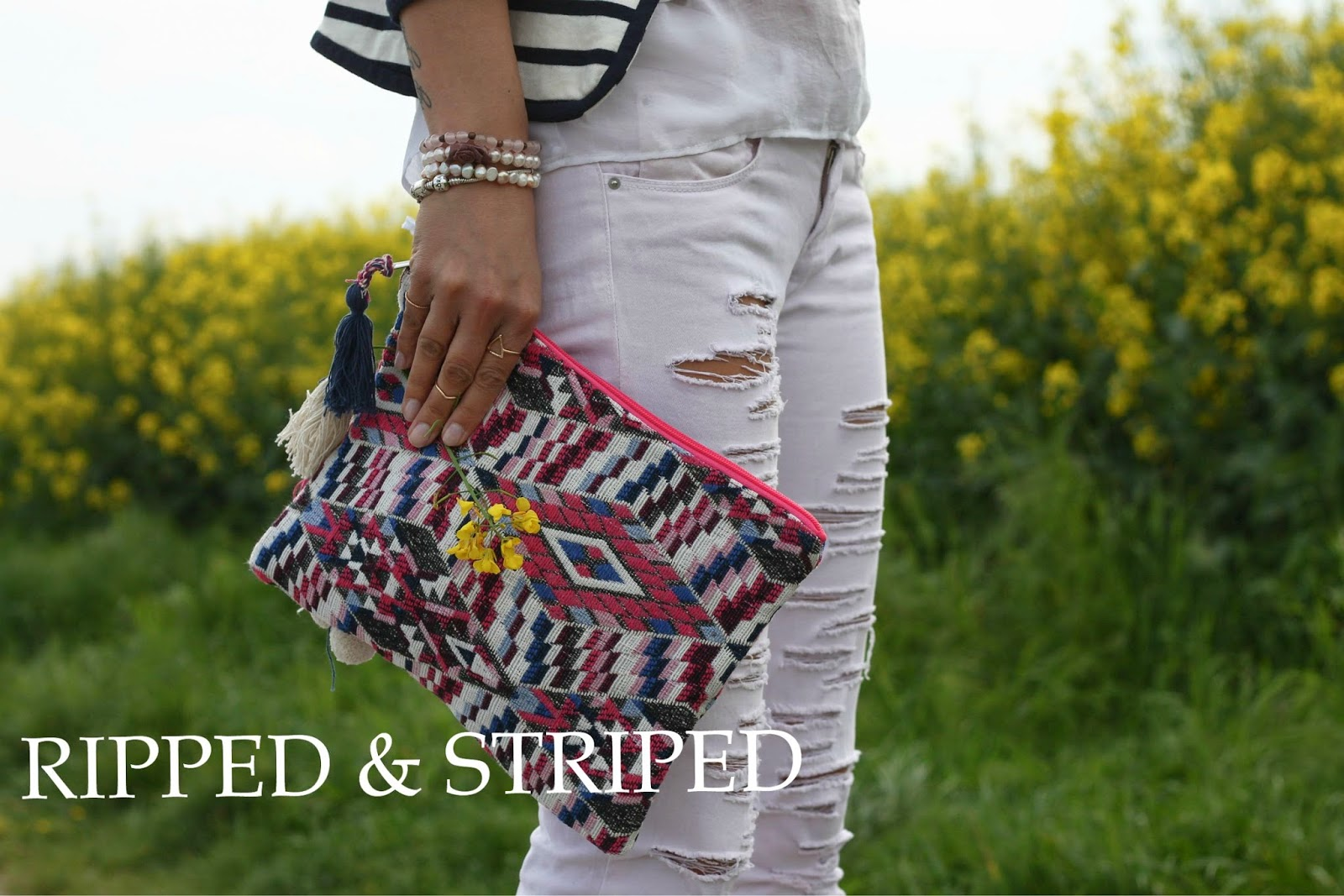 Ripped & Striped
