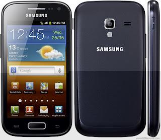 Harga dan Spesifikasi Samsung Galaxy 2 Terbaru 2012