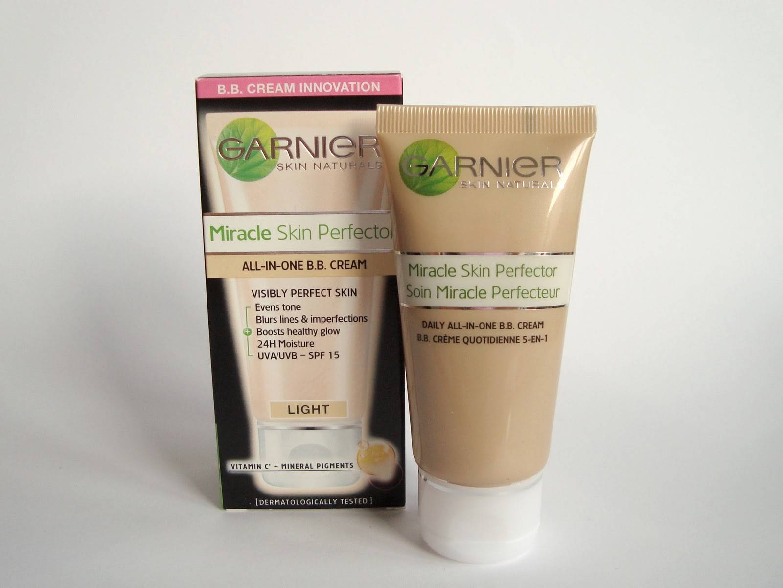 Garnier miracle skin perfection?