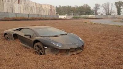 Super cars με τραγικούς οδηγούς