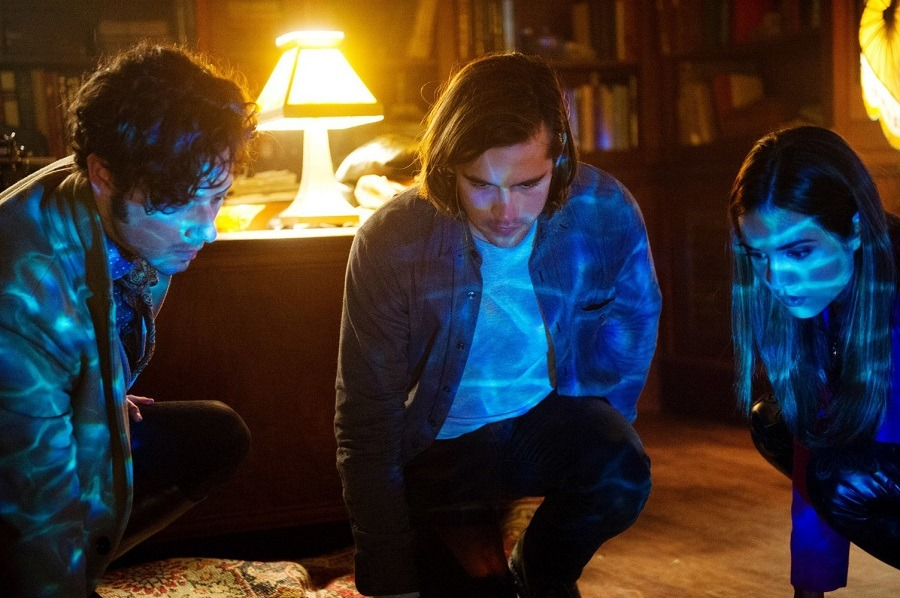 The Magicians Torrent Imagem