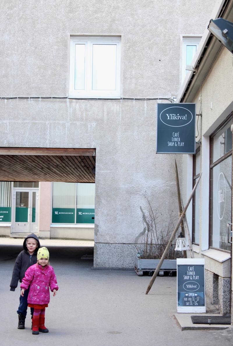 Kahvila Ylkiva