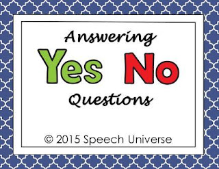 https://www.teacherspayteachers.com/Product/Answering-YesNo-Questions-684392