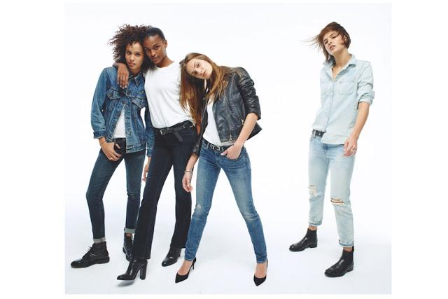 Levi's serie 700 jeans event asesora de imagen celebrity stylist tendencia