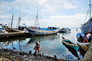 Vieux port, Makassar