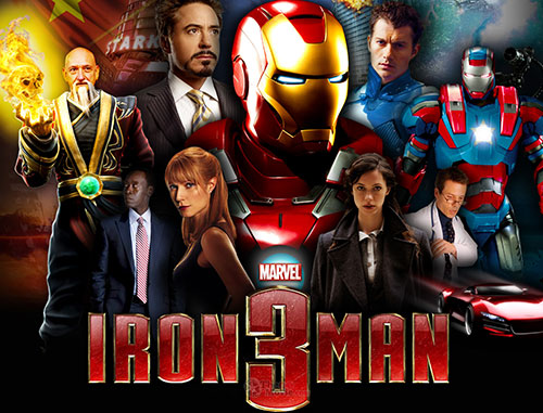 Full versionIron Man 3 2013 FULL CAM NEW AUDIO XViD - JUSTICE