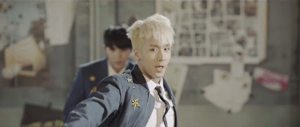 VIXX Ravi Love Equation