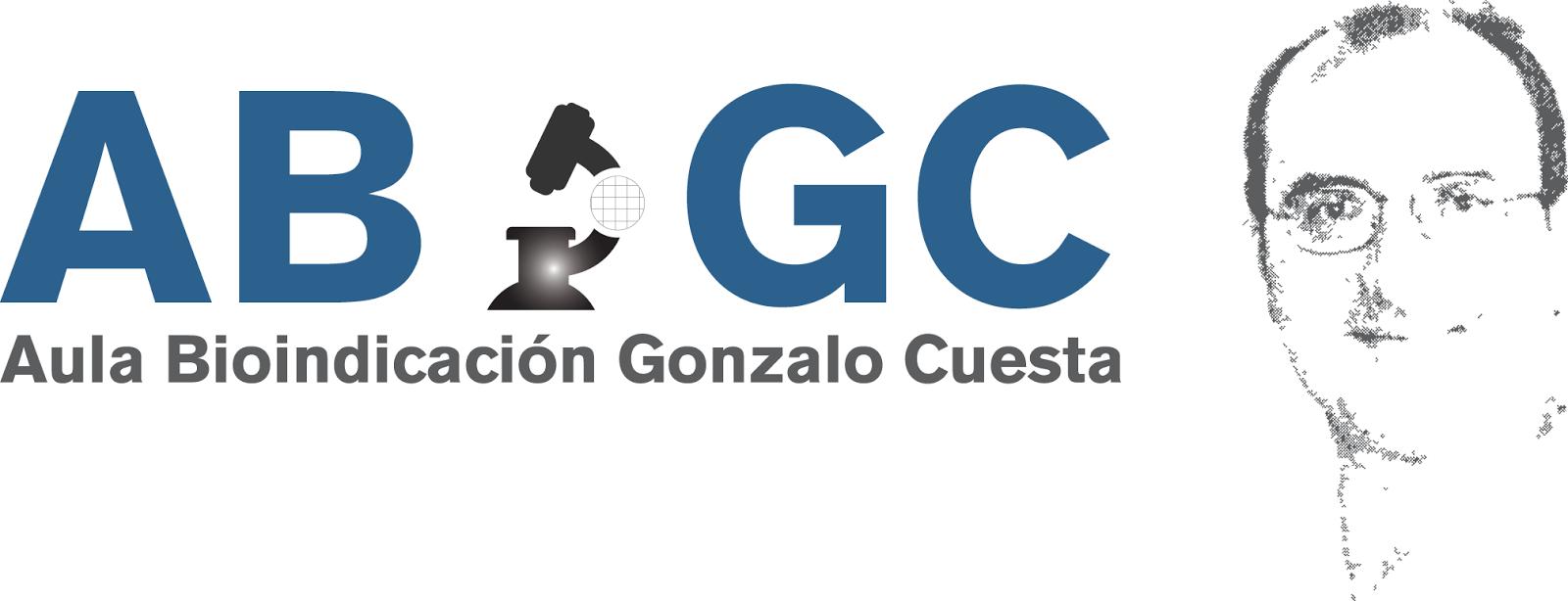 AULA BIOINDICACIÓN GONZALO CUESTA