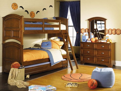 Trendy, Chic Yet Comfortable Choosing Bed Ideas For Kids