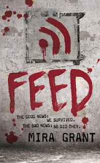 Ebook Sales Alert: Feed (Newsflesh #1) $2.99