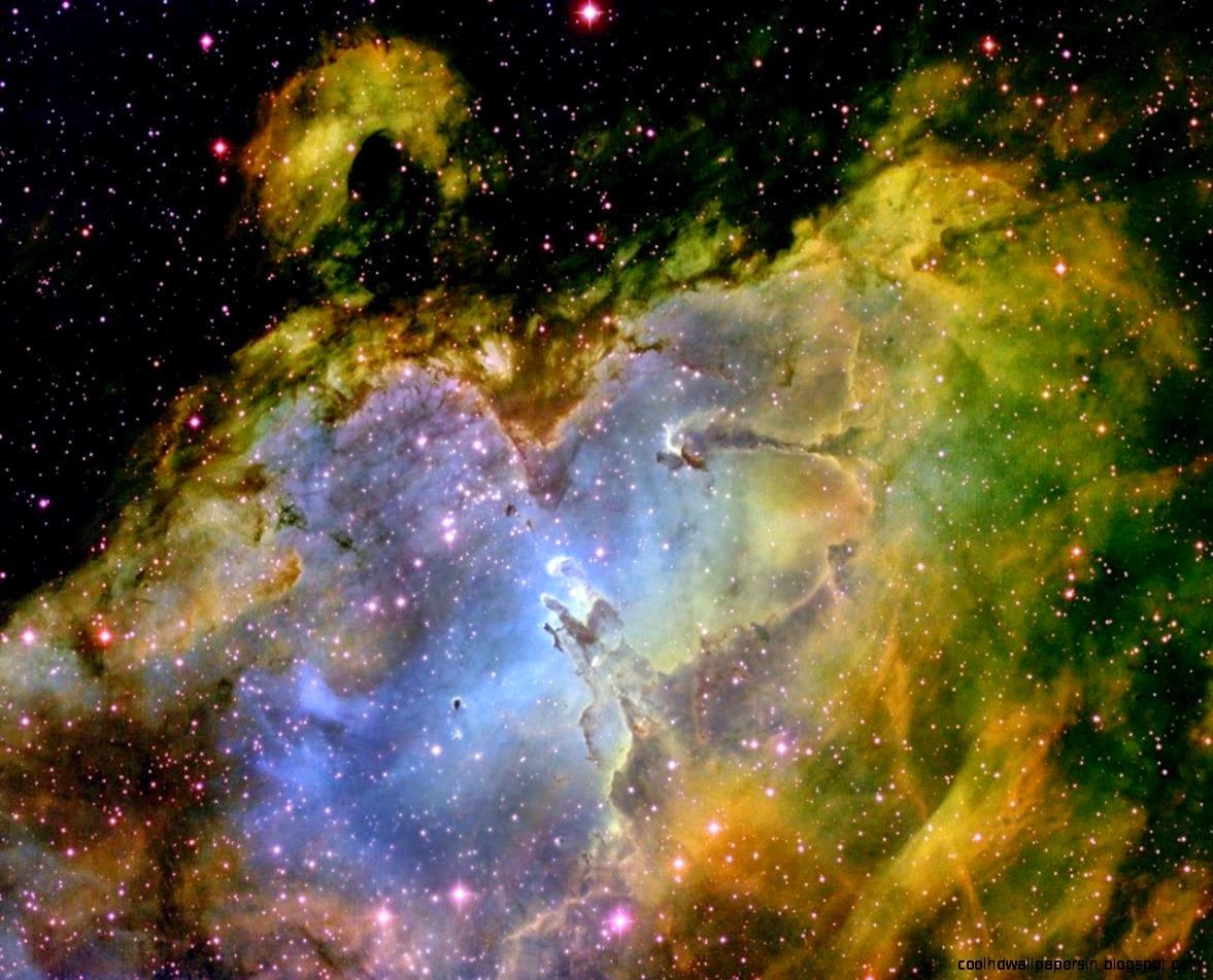 Eagle Nebula Wallpaper