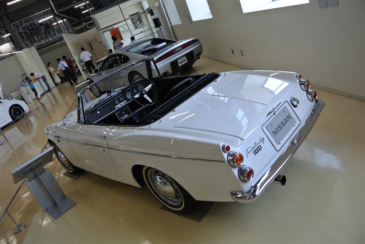 Datsun Fairlady 2000, japoński samochód, auto, stary, nostalgic, klasyczny, youngtimer, oldschool, classic, old, roadster, z duszą