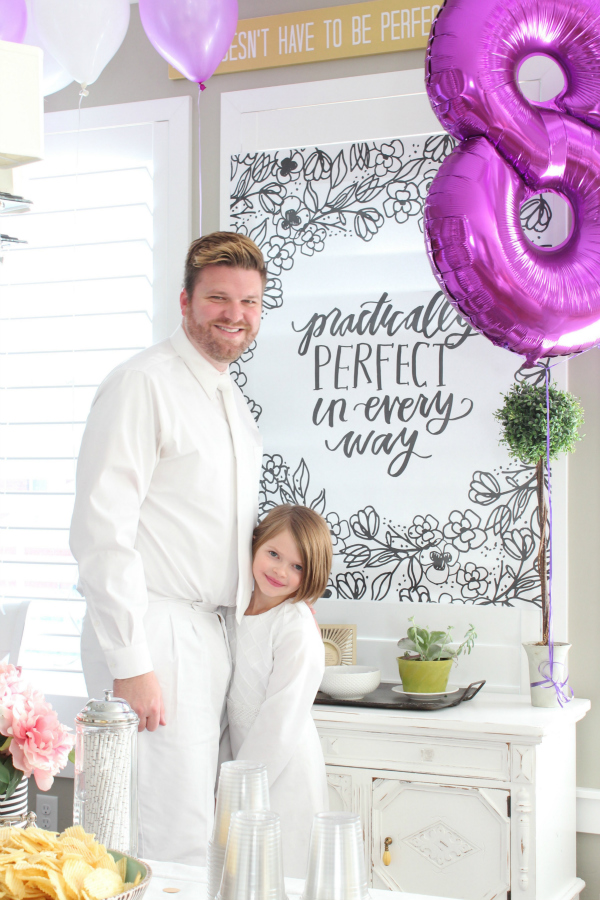 Aubrielle\'s Baptism Day & Photoshoot!